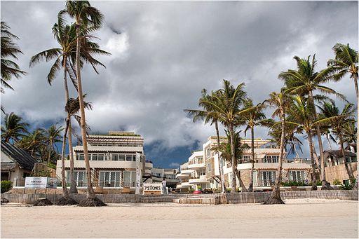 Boracay beachfront resort