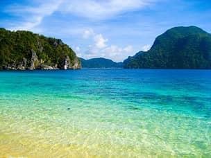 El Nido island Palawan