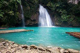 The Kawasn falls