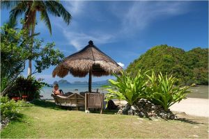 El Nido all inclusive resort