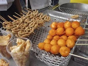 Affordable street food