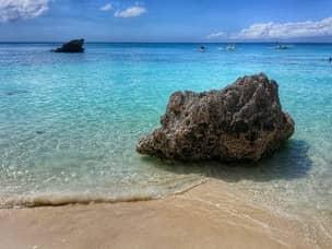 Romantic Diniwid beach in Boracay