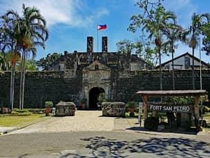 Fort san perdo Cebu