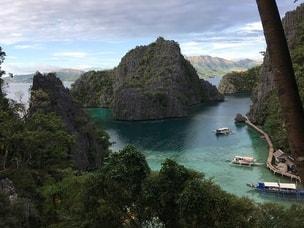 El Nido hidden lagoon