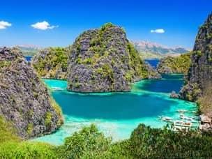 Palawan island trips