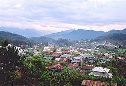 Sagada mountain view