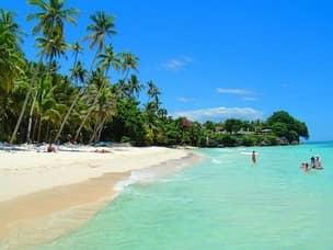 Panglao beach in Bohol