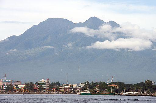 Dumaguete city view