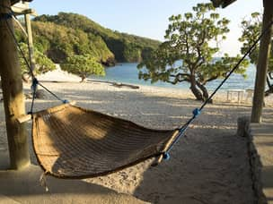 Tingloy secret beach