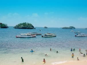 hundred islands family package