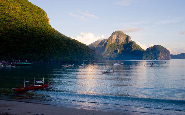 El Nido packages