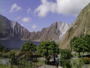 Pinatubo day tour from Manila