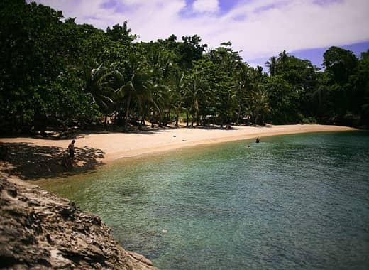 Puerto Galera Sabang Beach