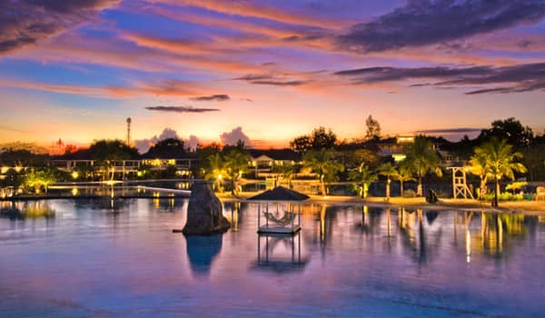 Plantation Bay resort in Cebu