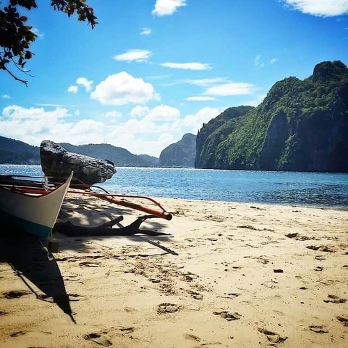 El Nido Island Hopping Beach