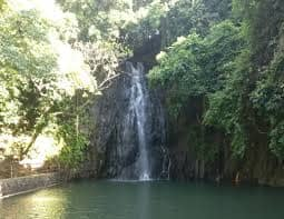 Taktak Falls - the only waterfall in Siargao