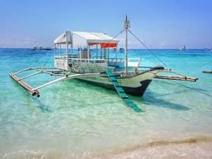 Boracay boat tours