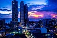 Manila bay view