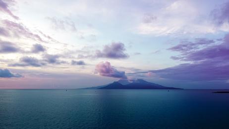Camiguin volcano trek