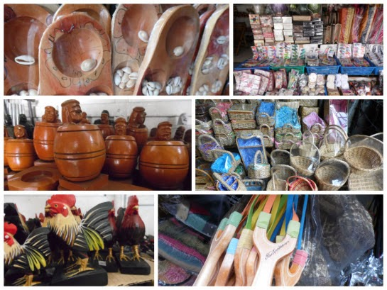 Manila market tour