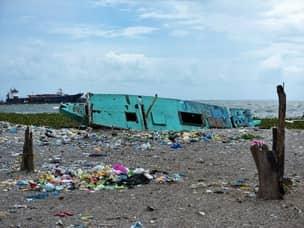 Manila slums tour