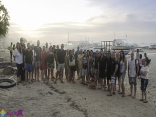 35 pax group vacation